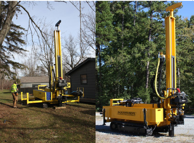 K60 All-In-One Drilling Rig