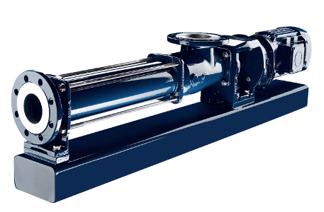 Seepex Progressive Cavity Mud Pumps